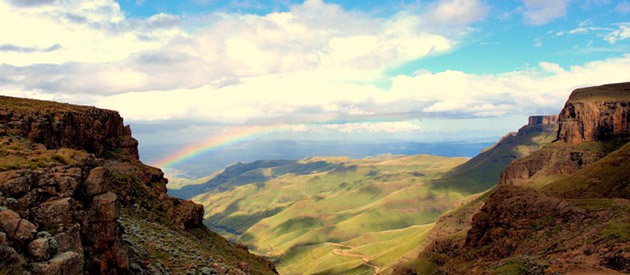 Sani Pass - road trip