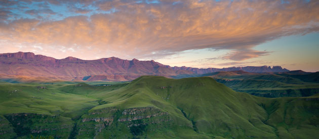 Drakensberg Mountains Hiking Trails