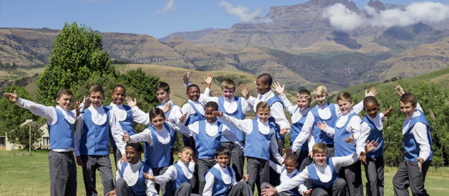 drakensberg boys choir, boys school, winterton, cathkin park, children, school, primary, choral music, education, holistic education, music, tours, academics
