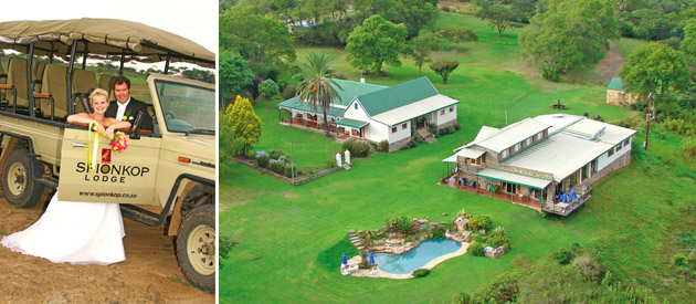SPIONKOP LODGE