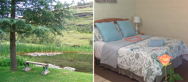 meadow lane, country cottages, self catering, accommodation, himville, underberg, drakensberg, riverside accommodation, river rafting, zip lining
