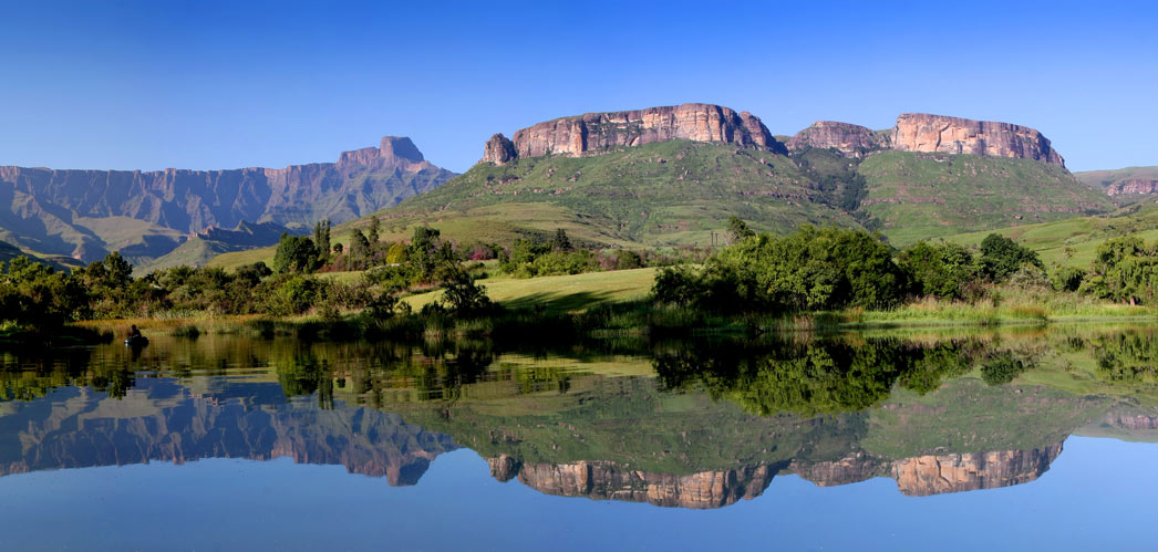 Accommodation in the Drakensberg, KwaZulu Natal, South Africa, www.drakensberg-info.co.za
